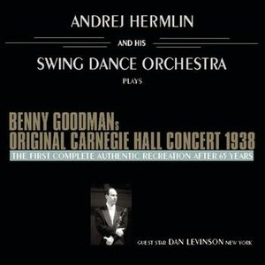 Image for 'Benny Goodmans Original Carnegie Hall Concert'