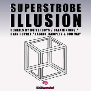 Image for 'Superstrobe - Illusion'