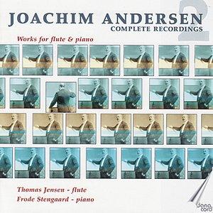 Imagen de 'Joachim Andersen: Complete works for flute vol 2'