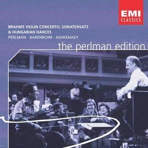 Bild för 'Brahms: Violin Concerto, Sonatensatz & Hungarian Dances'