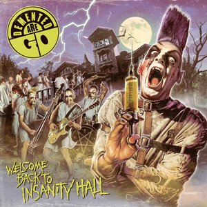 Image pour 'Welcome Back To Insanity Hall'