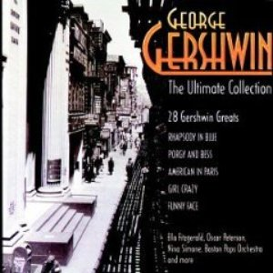 Image for 'The Ultimate Gershwin (disc 1)'