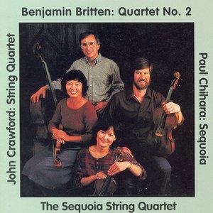 Image for 'Britten: String Quartet No. 2 / Crawford, J.: String Quartet No. 2 / Chihara: Ellington Fantasy / Sequoia'