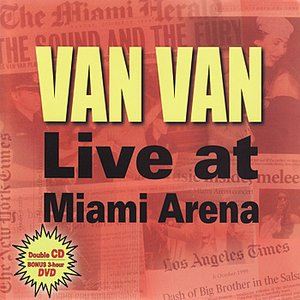 Image for 'Live At Miami Arena'