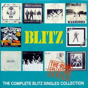 Immagine per 'The Complete Blitz Singles Collection'