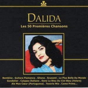 Image for 'Dalida : les 50 premières chansons'
