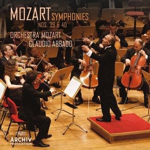 Image for 'Mozart: Symphonies Nos.39 & 40'