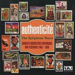 Bild för 'Authenticité - The Syliphone Years'