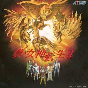 Imagen de 'Shin Megami Tensei II Sound Relation'