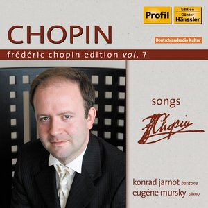 Image for 'Chopin Edition, Vol. 7: Songs'