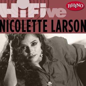 Image for 'Rhino Hi-Five: Nicolette Larson'
