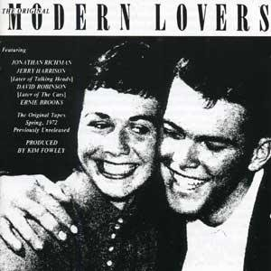 Image for 'The Original Modern Lovers'
