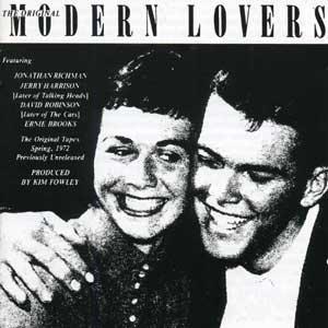 """The Original Modern Lovers""的封面"