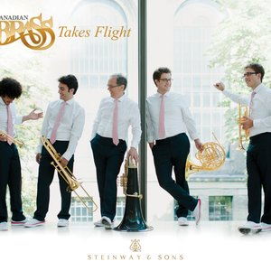 Image for 'Canadian Brass Takes Flight'