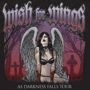 Image pour 'As Darkness Falls Tour'