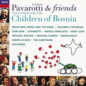 Image for 'Pavarotti & Friends Together For The Children Of Bosnia'