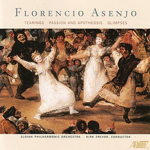 Image for 'Florencio Asenjo - Orchestral Works'