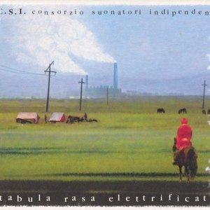 Bild för 'Tabula Rasa Elettrificata'