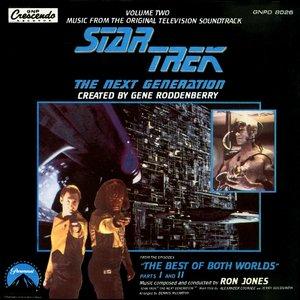 Bild för 'Star Trek: The Next Generation, Volume 2: The Best of Both Worlds, Parts 1 & 2'
