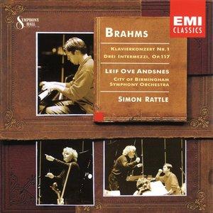 Image for 'Brahms - Piano Concerto No. 1/Drei Intermezzi Op. 117'