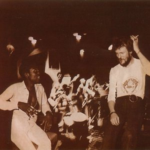 Image for 'Fela Ransome-Kuti and the Africa '70 with Ginger Baker'