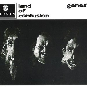 Image for 'Land of Confusion'