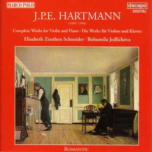 Image pour 'Hartmann: Works for Violin and Piano (Complete)'