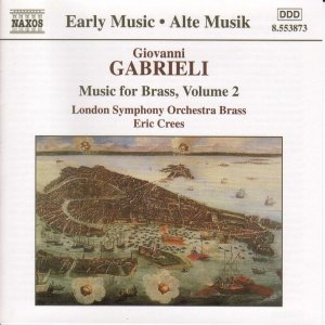 Image for 'GABRIELI: Music for Brass, Vol.  2'