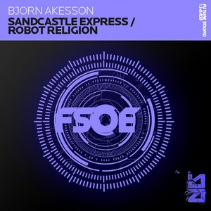 Image for 'Sandcastle Express / Robot Religion EP'