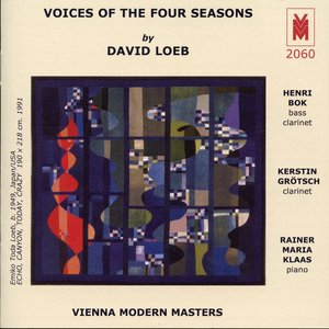 Immagine per 'Loeb: Voices of the 4 Seasons'