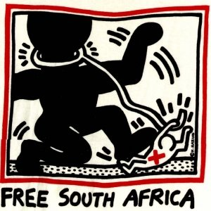 Image for 'Free South Africa'