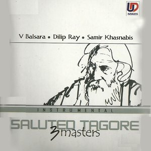 Image for 'Saluted Tagore 3 Masters'