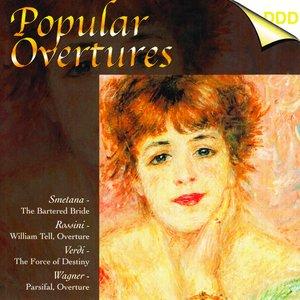 Image for 'Smetana, Von Weber,Verdi,Rossini & Wagner: Popular Overtures'