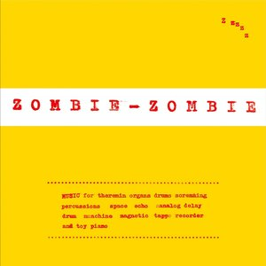 Image for 'Zombie Zombie'