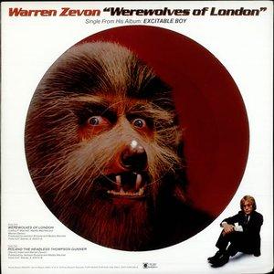 Bild für 'Werewolves Of London / Roland The Headless Thompson Gunner [Digital 45]'