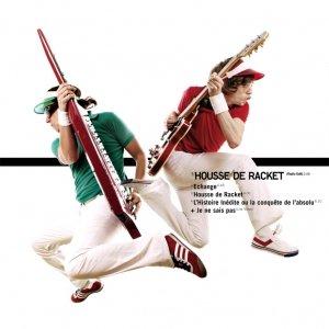 """""""Housse de Racket""""的封面"""
