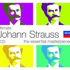 Image for 'Ultimate Strauss Family (5 CDs)'
