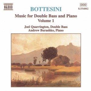 Bild för 'BOTTESINI: Music for Double Bass and Piano, Vol.  1'