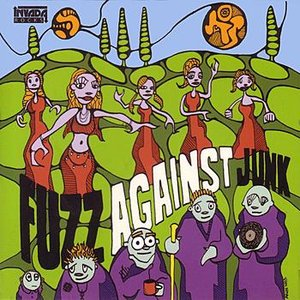 Image for 'Fuzz Against Junk'