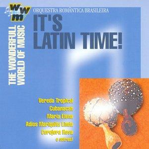 Image for 'Brazil Orquestra Romantica Brasileira: Latin Time!'