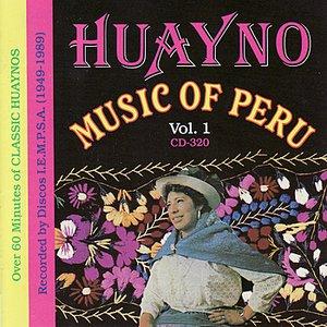 Bild för 'Huayno Music Of Peru - Vol. 1'