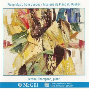 Image pour 'Piano Music from Quebec'