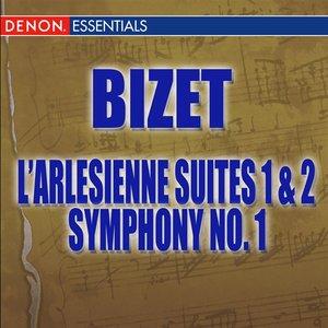 Image for 'Bizet: L'Arlesienne Suite - Symphony No. 1'