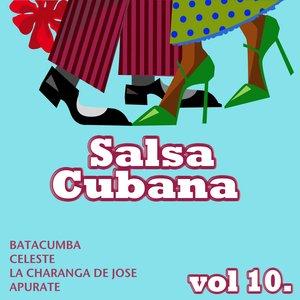 Image pour 'Salsa Cubana Vol.10'