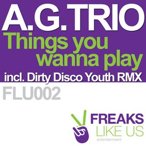 Image for 'Things You Wanna Play (Dirty Disco Youth Remix)'