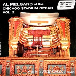 Image for 'At The Chicago Stadium Organ - Vol 2'