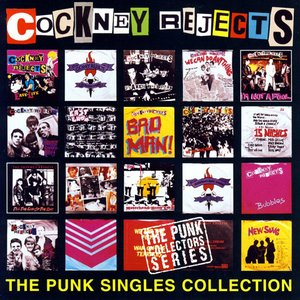 Immagine per 'The Punk Singles Collection'