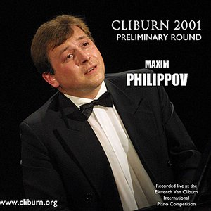 Image for '2001 Van Cliburn International Piano Competition Preliminary Round'