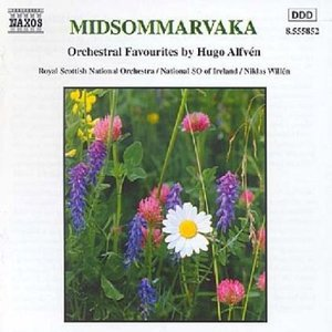 Image for 'Midsommarvaka (Royal Scottish National Orchestra, feat. conductor: Niklas Willén)'