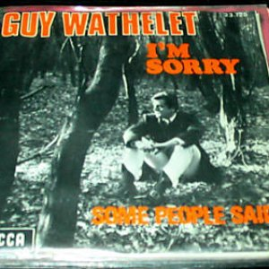 Image for 'Guy Whatelet'
